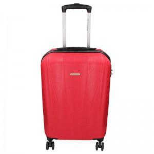 Cestovní kufr Marina Galanti Fuerta S – červená 39l