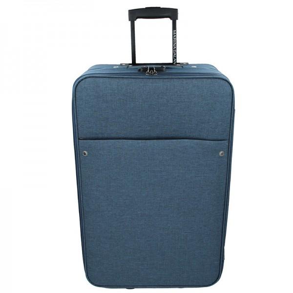Cestovní kufr Marina Galanti Koss S – modrá