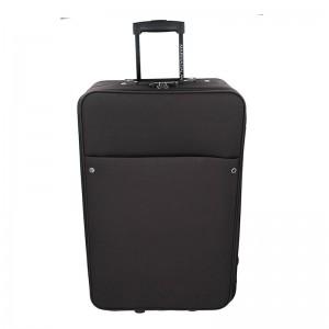 Cestovní kufr Marina Galanti Koss S – černá 42l