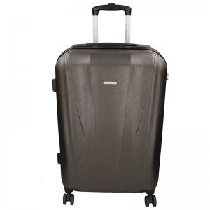 Cestovní kufr Marina Galanti Fuerta L – tmavě šedá 95l