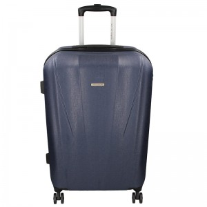 Cestovní kufr Marina Galanti Fuerta L – modrá 95l