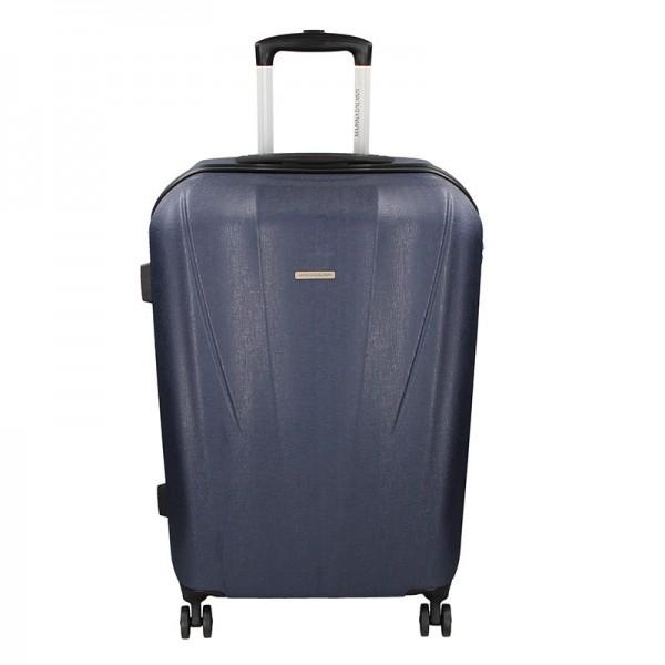 Cestovní kufr Marina Galanti Fuerta M – modrá 78l