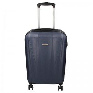 Cestovní kufr Marina Galanti Fuerta S – modrá 39l