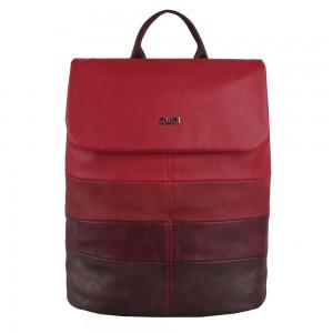 Zwei Dámský batoh Cherie CHR13 7 l – červená