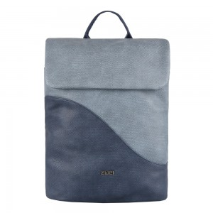 Zwei Dámský batoh Cherie CHR13 7 l – modrá