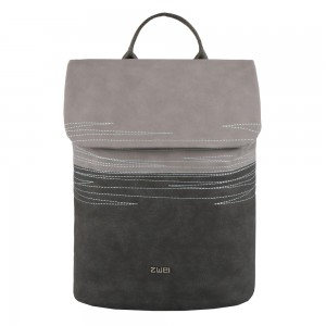 Zwei Dámský batoh Cherie CHR13 7 l – šedá