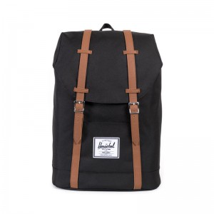Herschel Supply Retreat Black/Tan