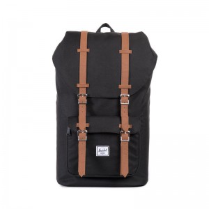 Herschel Supply Little America Black/Tan