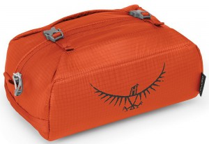 Osprey Ultralight Wash Bag Padded Poppy Orange (oranžová)