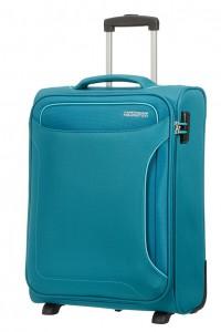 American Tourister Kabinový cestovní kufr Holiday Heat Upright 50G 42 l – tyrkysová