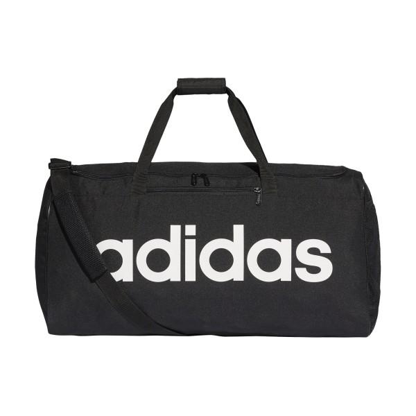 adidas Lin Core Duf L černá Jednotná 5254176