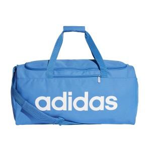 adidas Lin Core Duf M modrá Jednotná 5254188
