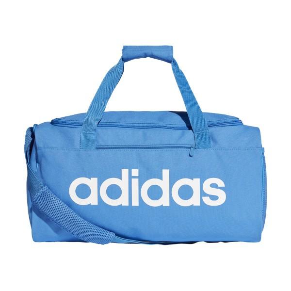 adidas Lin Core Duf S modrá Jednotná 5254190