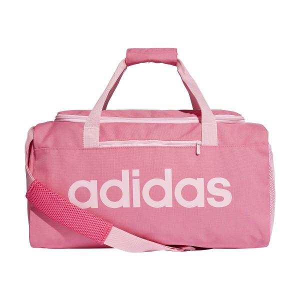 adidas Lin Core Duf S růžová Jednotná 5254192