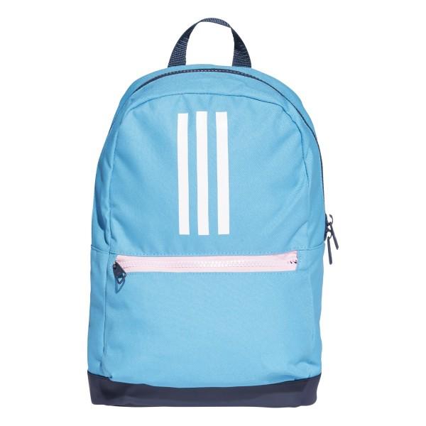 adidas Classsic 3S Backpack modrá Jednotná 5343474