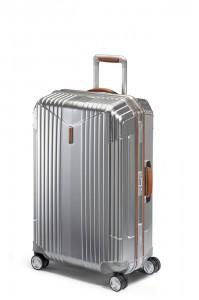 Hartmann Kabinový cestovní kufr 7R Master Spinner 37,5 l – stříbrná
