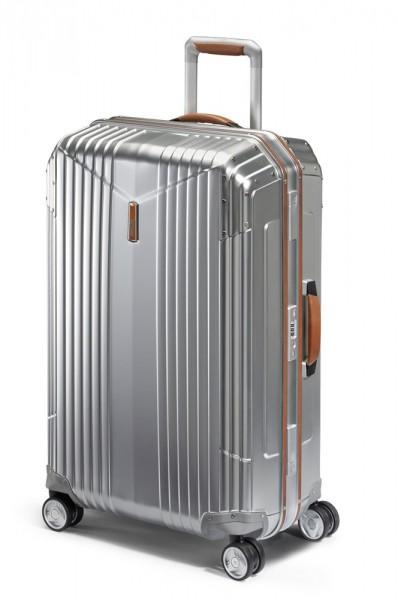 Hartmann Cestovní kufr 7R Master Spinner 100 l – stříbrná