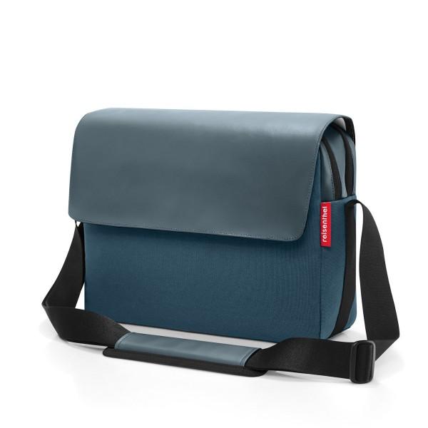 Reisenthel Courierbag 2 Canvas Blue