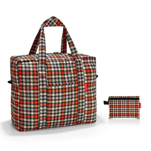 Reisenthel Mini Maxi Touringbag Glencheck Red