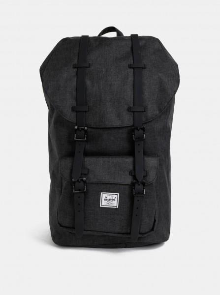 Tmavě šedý batoh Herschel Lil Amer 25 l