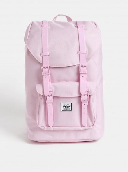 Růžový dámský batoh Herschel Lil Amer 17 l