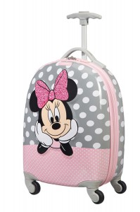 Samsonite Kabinový kufr Disney Ultimate 2.0 Spinner 40C 20,5 l – minnie glitter
