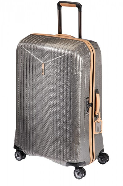 Hartmann Cestovní kufr 7R Spinner 88,5 l – stříbrná