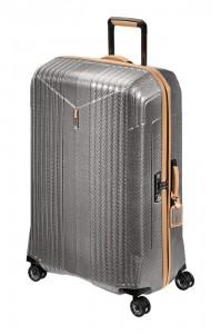 Hartmann Cestovní kufr 7R Spinner 117,5 l – stříbrná