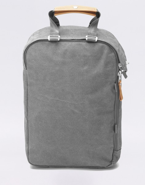 Batoh Qwstion Daypack Organic Washed Grey