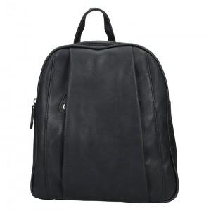 Trendy dámský batoh Just Dreamz Leona – černá