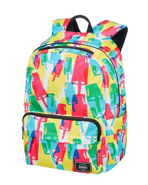 American Tourister Batoh Urban Groove Lifestyle BP1 24G 23 l – multicolor