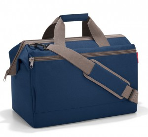 Cestovní taška Reisenthel Allrounder L pocket Dark blue