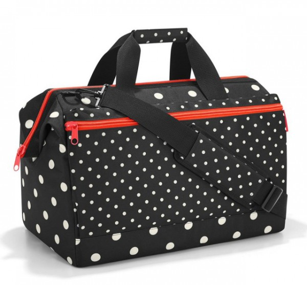 Cestovní taška Reisenthel Allrounder L pocket Mixed dots