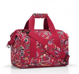 Cestovní taška Reisenthel Allrounder M Paisley ruby