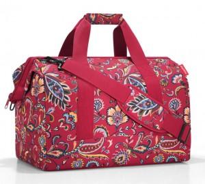 Cestovní taška Reisenthel Allrounder L Paisley ruby