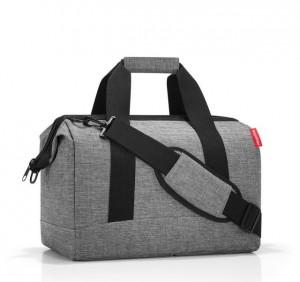Cestovní taška Reisenthel Allrounder M Twist silver