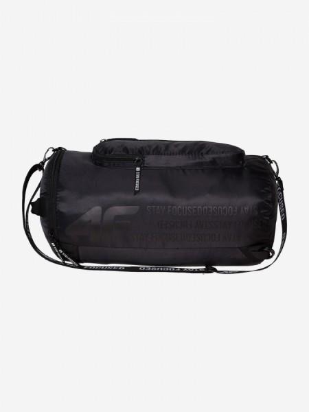 Taška 4F TPU218 Travel Bag Černá 607829