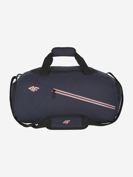 Taška 4F TPU006 Travel Bag Modrá 607837