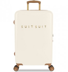 SUITSUIT TR-7104/3-M Fab Seventies Antique White