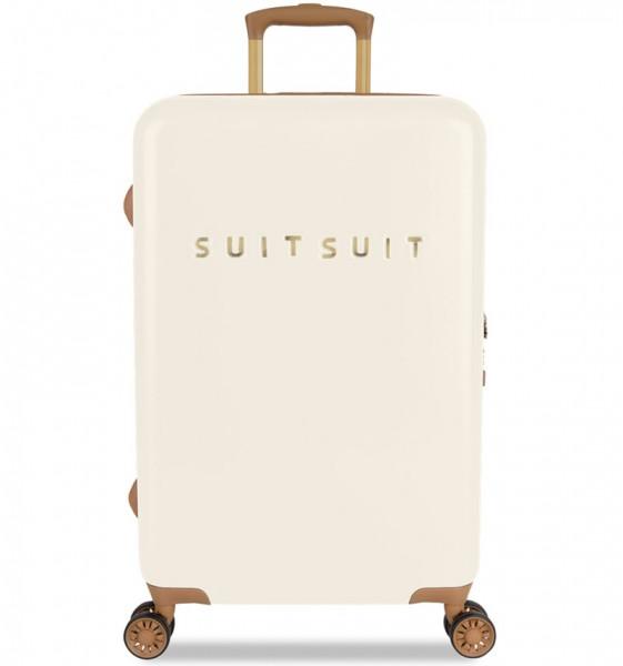SUITSUIT TR-7104/3-M Fab Seventies Antique White