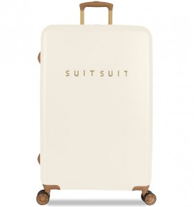 SUITSUIT TR-7104/3-L Fab Seventies Antique White