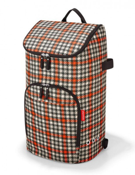 Městská taška Reisenthel Citycruiser bag Glencheck red
