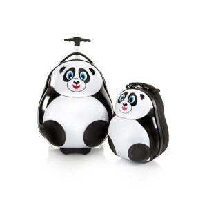 Heys Sada batohu a kabinového kufru Travel Tots Lightweight Kids Panda