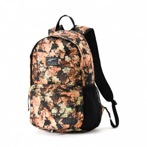 PUMA Academy Backpack Puma Bla černá