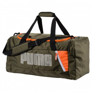 Fundamentals Sports Bag M II F zelená