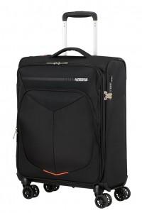American Tourister Kabinový cestovní kufr Summerfunk Strict Spinner 78G 40 l – černá