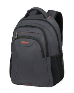 """American Tourister Batoh At Work Laptop Backpack 33G 25 l 15.6"""" – šedá/oranžová"""