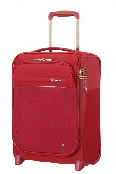 Samsonite Kabinový cestovní kufr B-Lite Icon Upright Underseater CH5 28 l – červená