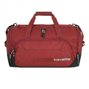 Travelite Kick Off Duffle M Red