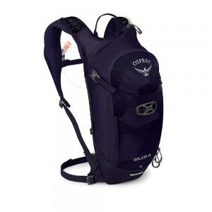 Osprey Salida 8 Violet pedals